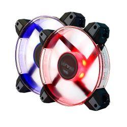 cooler inwin polarisfan-2pk-rgb twin-kit