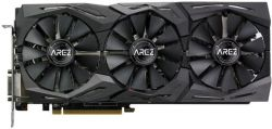 vga asus pci-e arez-strix-rx580-o8g-gaming 8192ddr5 256bit box