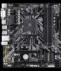 mb gigabyte b450m-ds3h