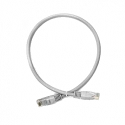 cable patchcord twt 45-45-0-5-6-gy 0m5