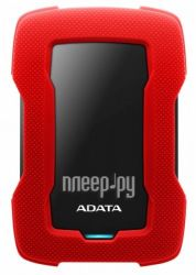 hddext a-data 5000 hd330 red