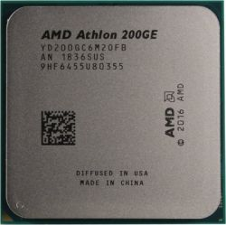 cpu s-am4 athlon 200ge box