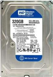 hdd wd 320 wd3200aajs