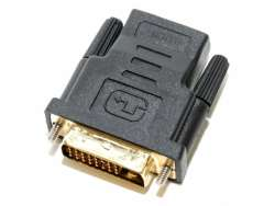 adapter converter hdmi-dvi 5bites