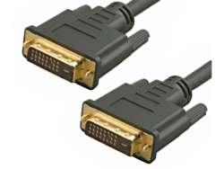cable dvi 5bites dvi-dvi+2core 2m