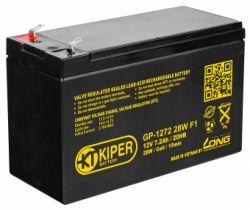 ups battery kiper gp-1272 12v 7-2ah