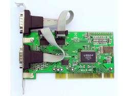 adapter espada pci 2serial pio9835