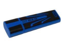 usbdisk kingston 16g dtr30 black-blue