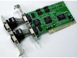 adapter espada pci 4serial