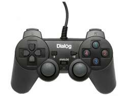 discount ms gamepad dialog gp-a11 used