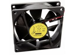 cooler gembird fancase4 80x80x25 4pin