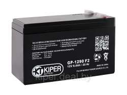 ups battery kiper gp-1290 12v 9ah
