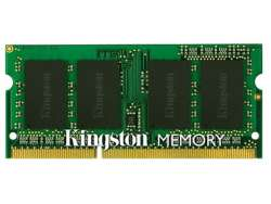 nbram ddr3 2g 1600 kingston kvr16s11s6-2