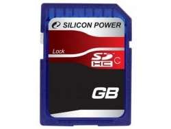 flash sdhc 32g class6 silicon power sp032gbsdh006v10