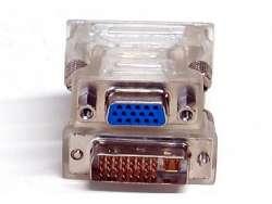 adapter converter dvi-vga