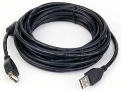 cable usb 2 aa ccf-usb2-amaf-15 5m w/ferrite