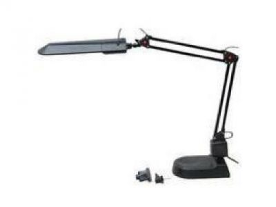 light table-lamp camelion kd-017a+c black