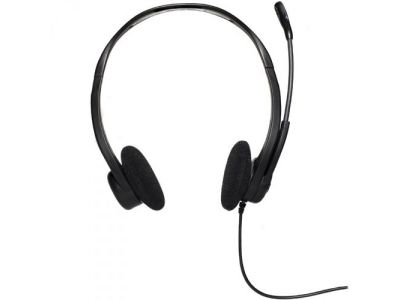 headphone logitech pc-headset-860 stereo