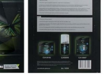 nbacs screen protection film defender 16304
