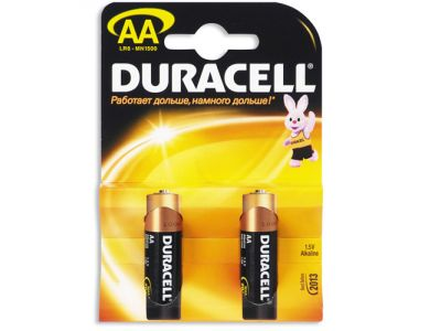 other battery duracell lr6-2aa