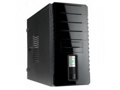 case inwin ec030 rb-s450t7 black