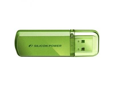usbdisk silicon power helios 101 16gb green