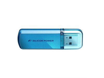 usbdisk silicon power helios 101 16gb blue