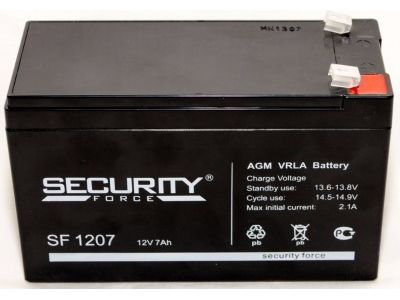ups battery sf sf1207 7ah