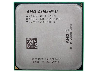 cpu s-am3 athlon-2-x3 460 oem