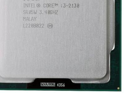 cpu s-1155 core-i3-2130 oem