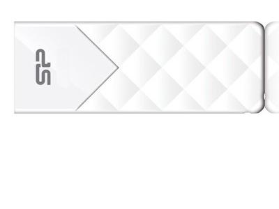 usbdisk silicon power ultima u03 8gb white