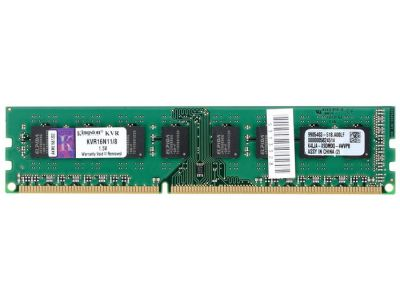 ram ddr3 8g 1600 kingston kvr16n11-8