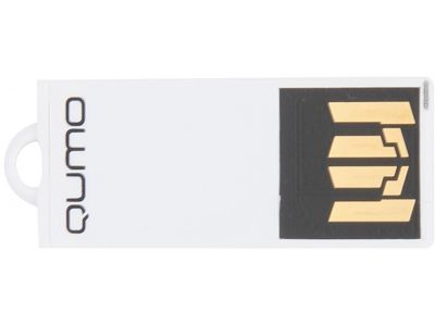 usbdisk qumo sticker 16g white