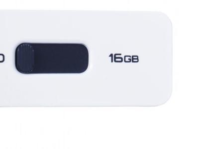 usbdisk qumo slider 32g white