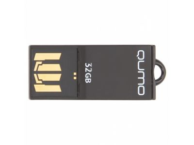 usbdisk qumo sticker 32g black