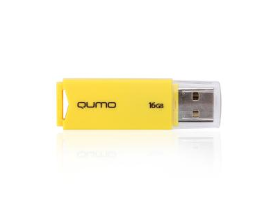 usbdisk qumo tropic 16g yellow