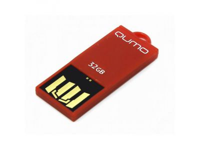 usbdisk qumo sticker 32g red