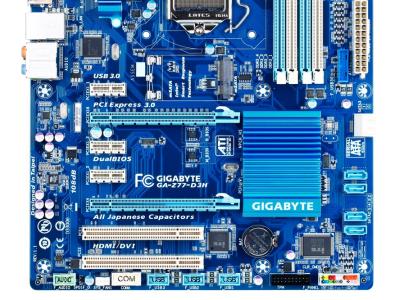 mb gigabyte ga-z77-d3h oem