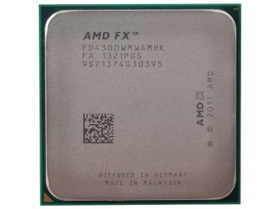 cpu s-am3+ fx-4300 box