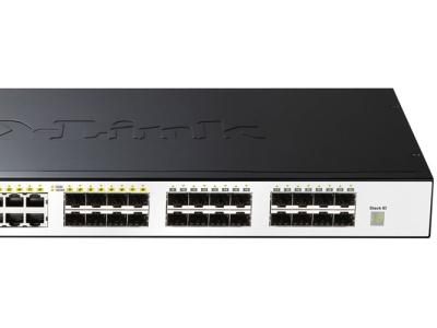 lan hub d-link dgs-3120-24sc