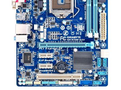 mb gigabyte ga-b75m-d3v oem