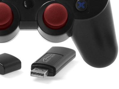 ms gamepad media-tech mt1505 wireless usb black