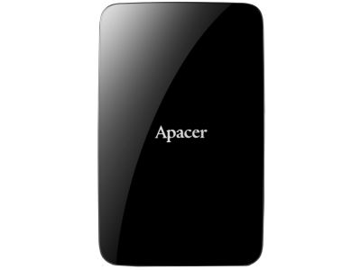 hddext apacer 500 ac233 black
