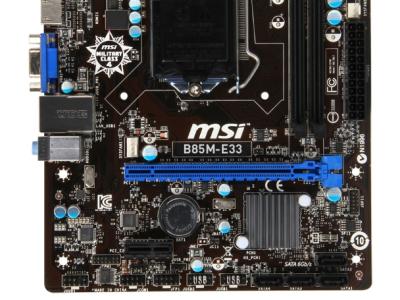 mb msi b85m-p33