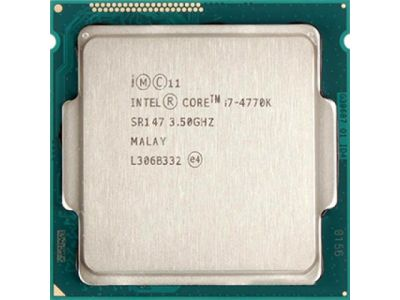 cpu s-1150 core-i7-4770k box
