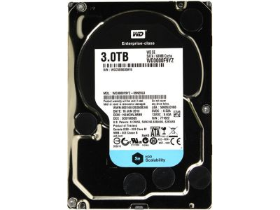 hdd wd 3000 wd3000f9yz sata-iii server