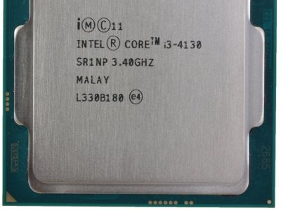 cpu s-1150 core-i3-4130 box