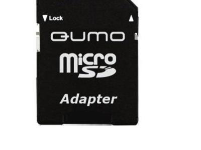 flash microsdhc 16g class10 uhs-1 qumo qm16gmicsdhc10u1