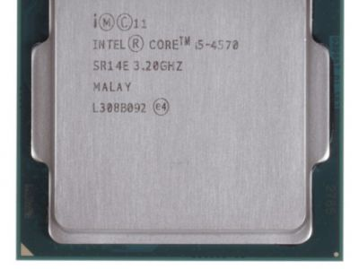 cpu s-1150 core-i5-4570 box