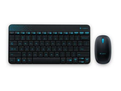 kbd logitech mk240 wireless combo black 920-005790